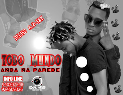 Pcliss .Feat 2 Jay - Todo Mundo Andar na Parede (Afro House) Download Mp3