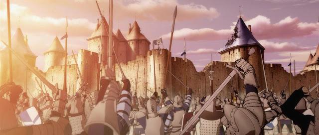 Berserk: La Edad de Oro I - El Huevo del Rey Conquistador 04