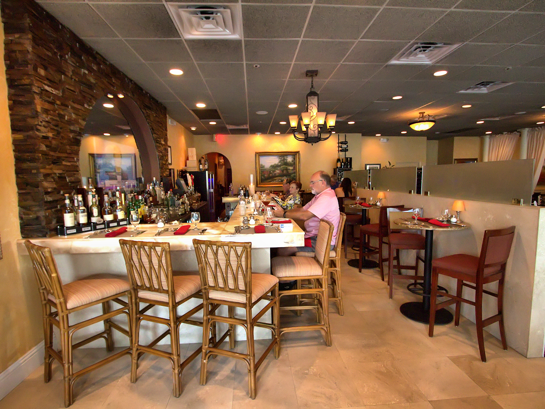 Southwest florida forks dinner at cibao grille for Formal dining area
