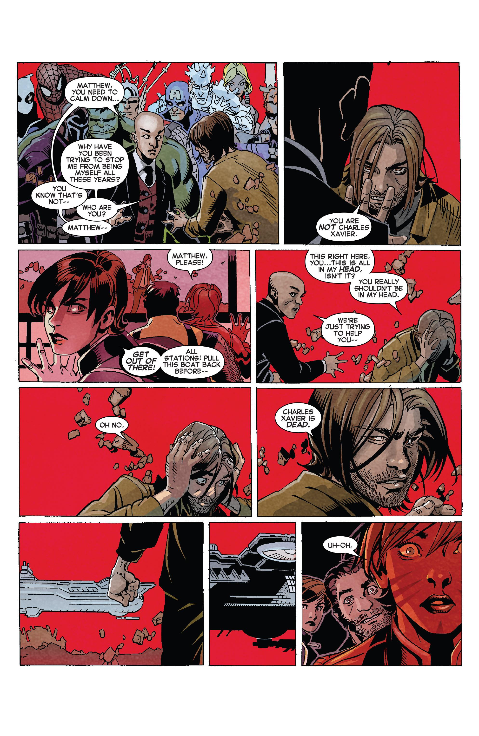 Read online Uncanny X-Men (2013) comic -  Issue #27 - 8