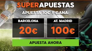 888sport ganancias super apuestas Barcelona vs Atletico 4 marzo
