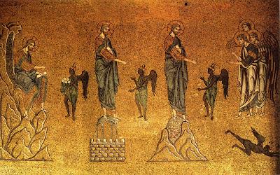 "Lent 1 Sermon: ""In the Wilderness"""