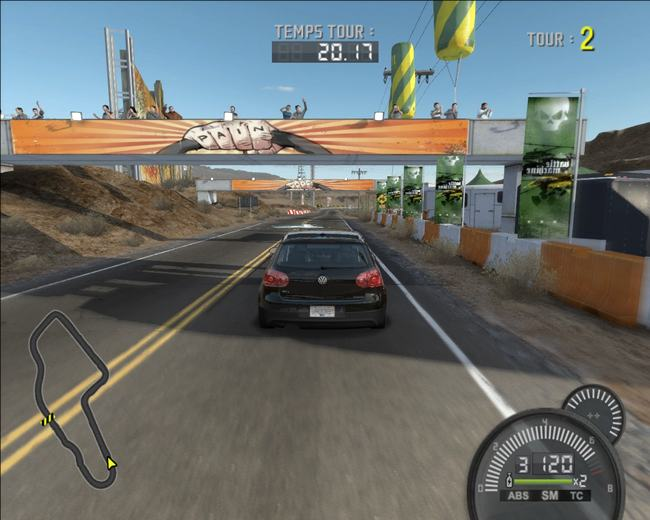 Need For Speed Prostreet PC Full Español