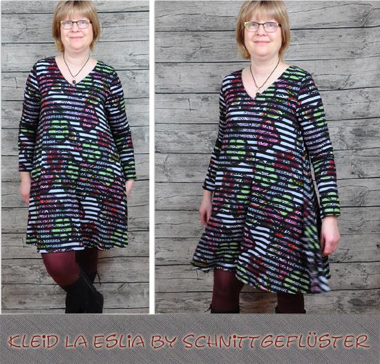 Kleid La Eslia by Schnittgeflüster
