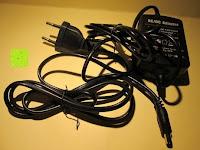 Kabel: as - Schwabe Chip-LED-Akku-Strahler 10 W, geeignet für Außenbereich, Gewerbe, blau, 46971