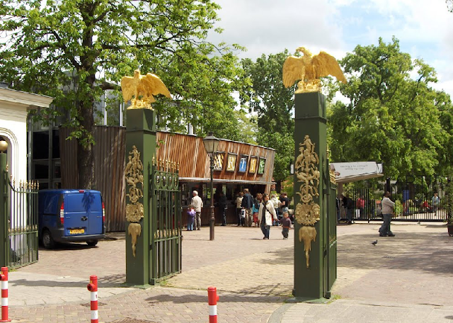 Natura Astis Magistra Zoo em Amsterdã
