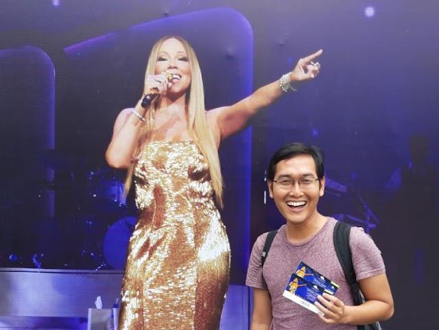 Mariah Carey dan Borobudur, Ketika Dua Mahakarya Bersatu