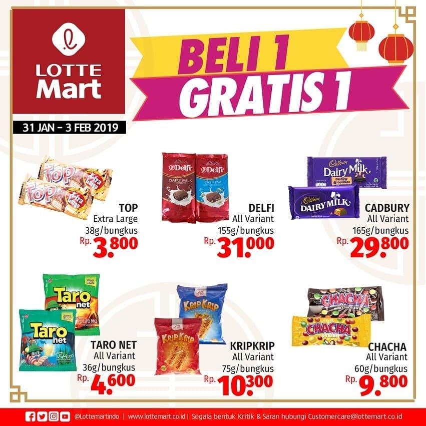 #LotteMart - #Promo #Katalog Great Sale Periode 30 Jan - 05 Feb 2019