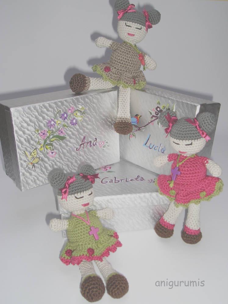 muñecas anigurumis