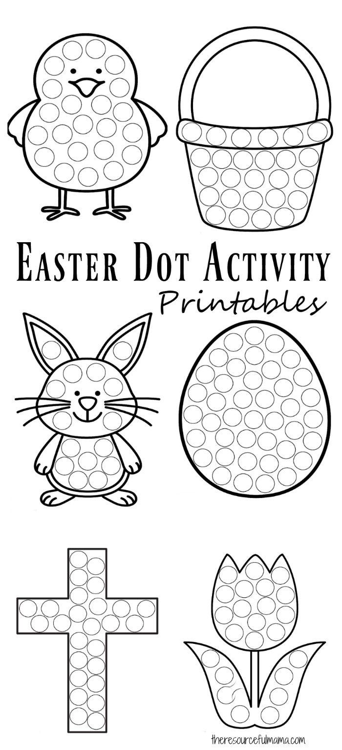 Excellent Easter Activities for All Ages! - Teacher Types