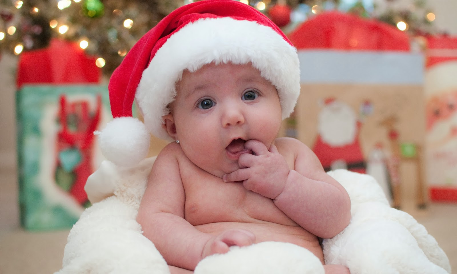 Christmas Baby Images Hd.Christmas Babies Hd Wallpapers