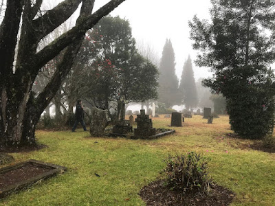 photograph, Haenertsburg cemetery, Limpopo, South Africa