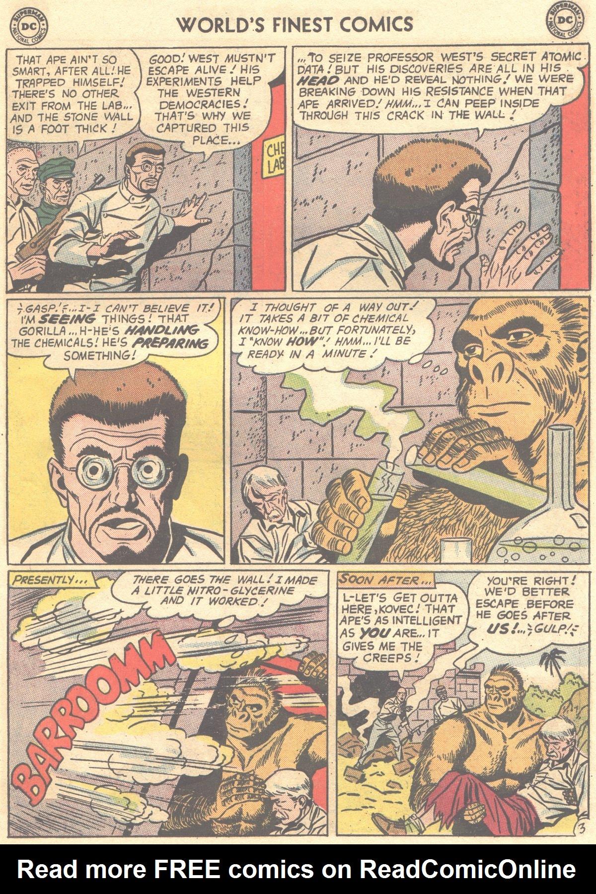 Read online World's Finest Comics comic -  Issue #148 - 27