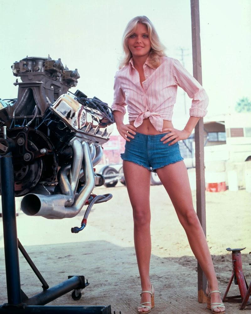 Michelle Pfeiffer 1979 Vintage Everyday
