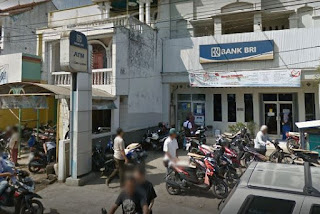Lokasi ATM BRI Setor Tunai PANGANDARAN - JABAR