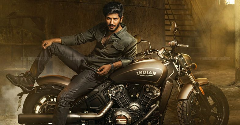 Manorama Calendar Photoshoot Model: Dulquer Salman
