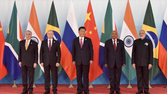 Los BRICS deploran 'enérgicamente' el ensayo nuclear de Pyongyang