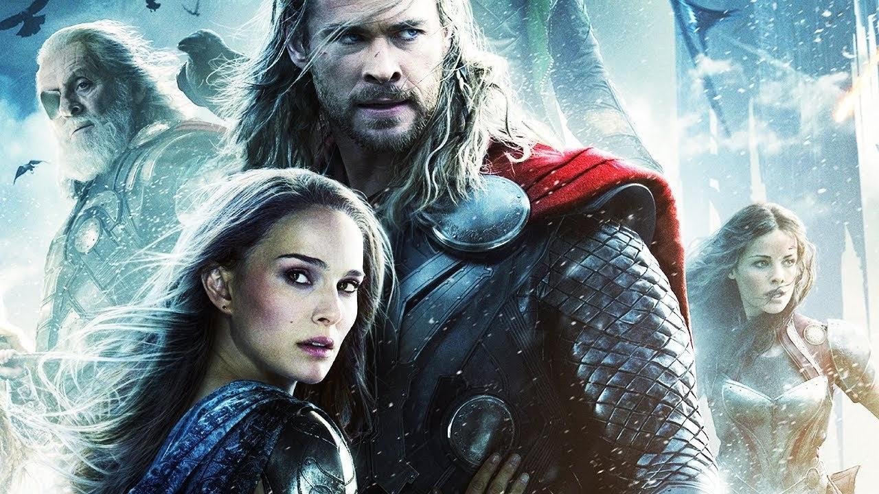 """Thor 2: The Dark World """"Thần Sấm Phần 2: Thế Giới Bóng Tối"""""""