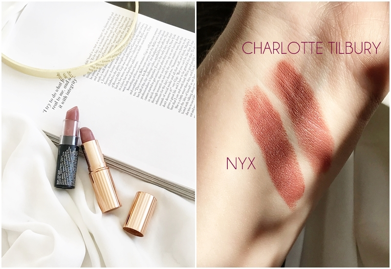 the ultimate charlotte tilbury dupe