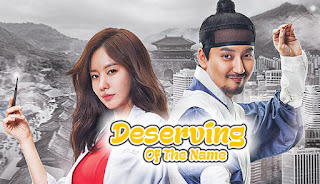 Drama Korea Deserving of the Name episode 14 sub indonesia