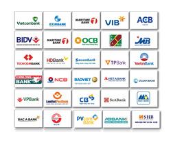 Logo các Ngân hàng Việt Nam