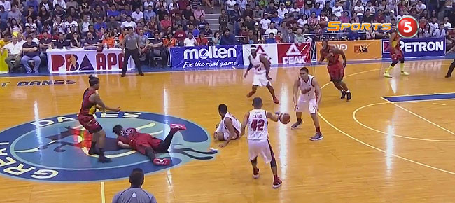 Wild Scramble in San Miguel and Alaska Game (VIDEO)