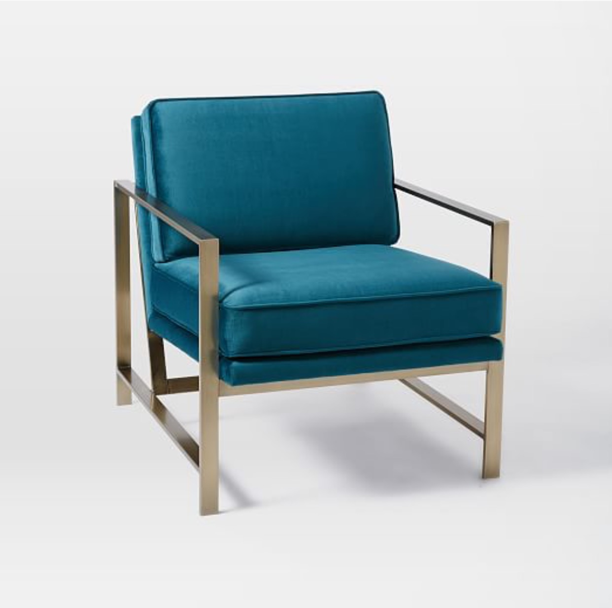 Metal Frame Chairs Deluxe Folding Avery Street Design Blog Gimme Dat Chair