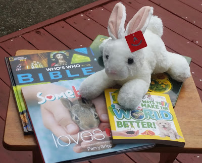 National Geographic Kids Easter Prize Pack Giveaway Ends 3/23