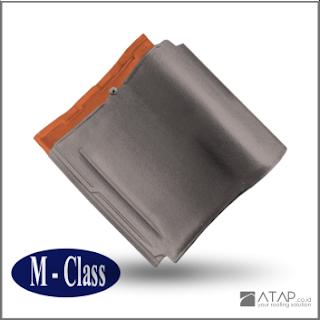 Genteng M-Class Typel Matte Series