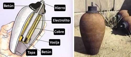 Baterías de Bagdad