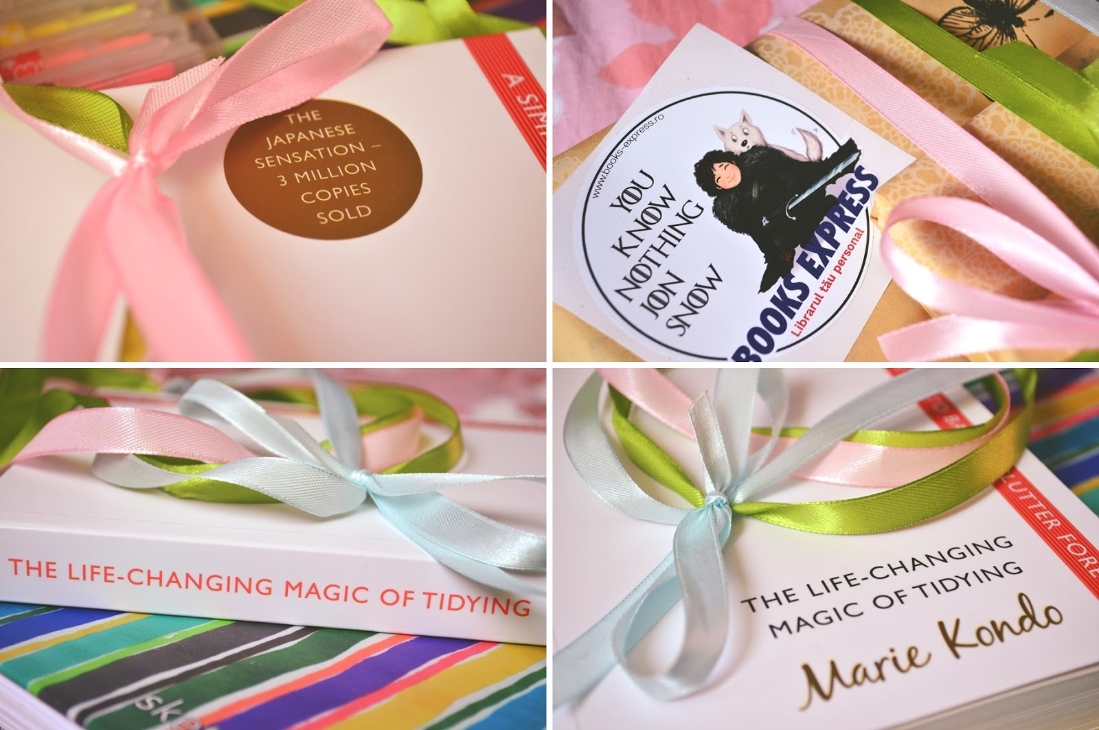 carte book the life changing magic of tidying marie kondo