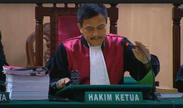 Hakim Semprot Jaksa: Selama Saya Jadi Hakim, Tidak Pernah Menunda Sampe Dua Minggu