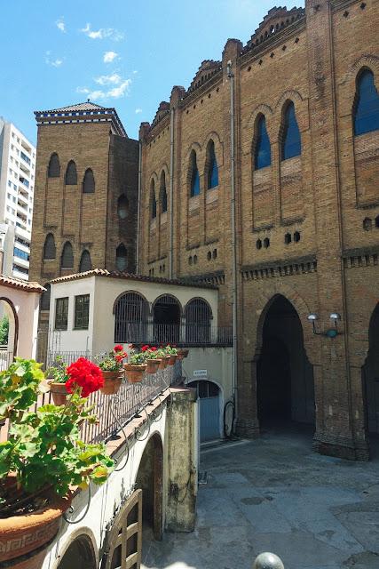 闘牛博物館(Museo Taurino)