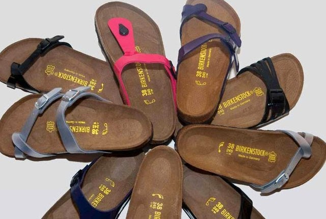 birkenstock sandals shoes, black birkenstock sandals, white birkenstock sandals, pink beige birkenstock flip flop sandals, trends spring 2014, birkenstock trend ugly shoes trend 2014