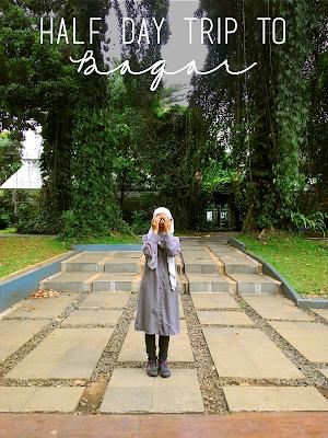 Half day trip to Bogor