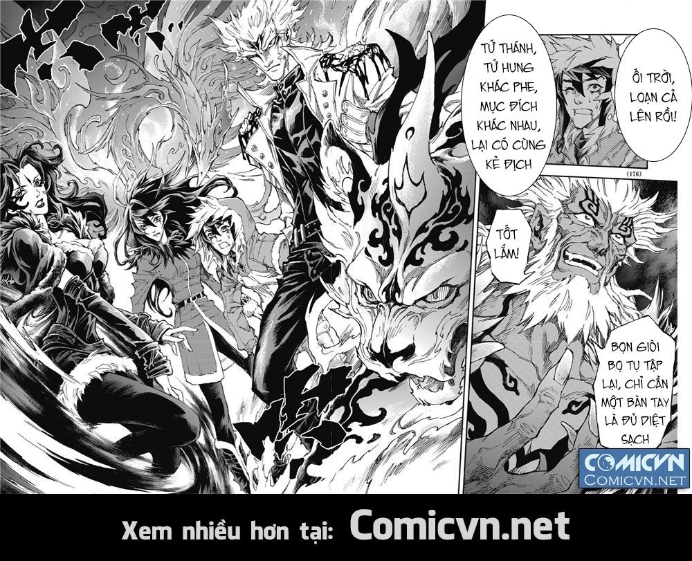 Huyền Hạo Chiến Kí - Chap 76