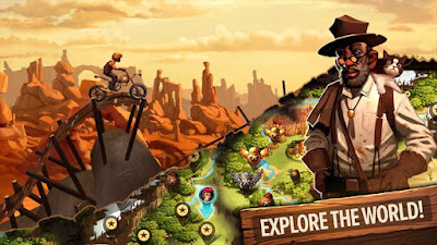 Trials Frontier Unlimited Money