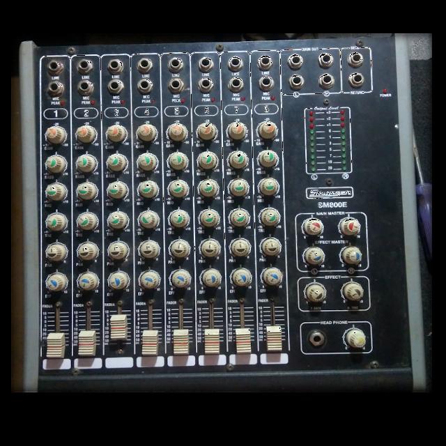 STRANGER Mixer sound Setting मिक्सर सेटिंग करने का बेस्ट तरीका