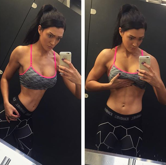 Emily Holland Fitness photos