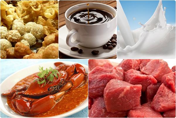Makanan Yang Harus Dihindari Penderita Rematik