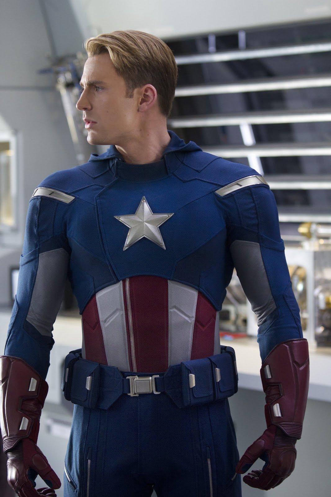 MOVIE HYPE SA: CAPTAIN AMERICA: THE WINTER SOLDIER (Evans ...