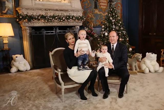 monarchico: Alberto e Charlene intervistati