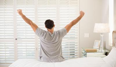 Lakukan Ini Setelah bangun Tidur Agar Fresh