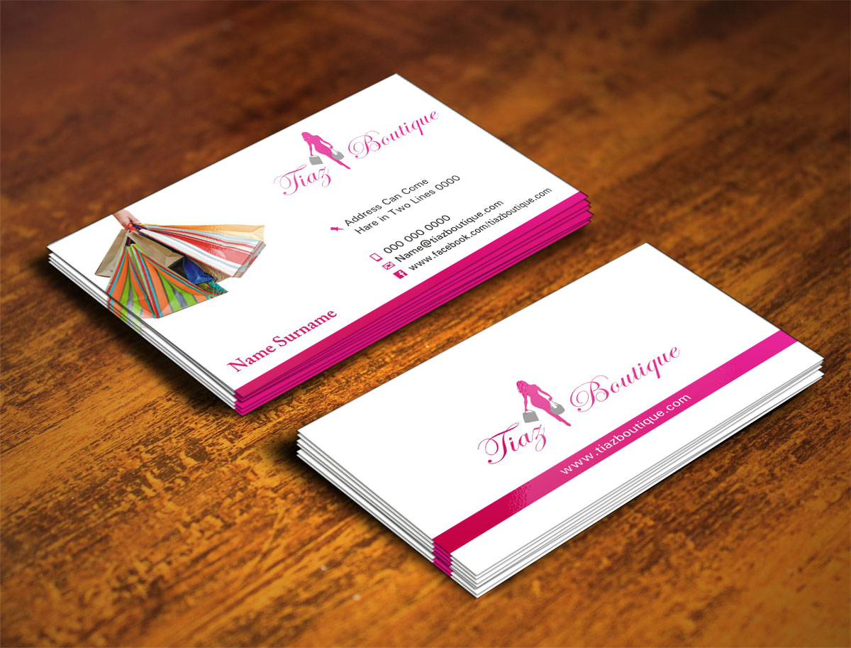 Fashion business cards business card tips fashion business cards cheaphphosting Images