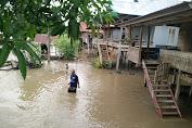 Sayap Bendungan Jebol, Dua Desa Terendam Banjir