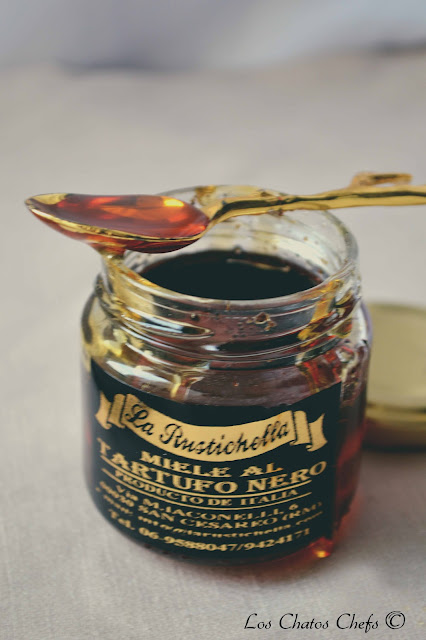 miel a la trufa negra
