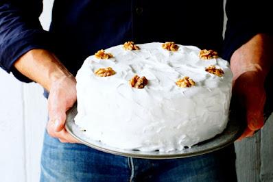 Εύκολη και πρωτότυπη βασιλόπιτα κέικ