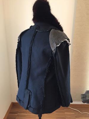 Mantel futtern