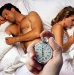 Sintomas da ejaculação precoce