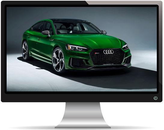 Audi RS 5 Sportback 2019-2 - Fond d'Écran en Full HD